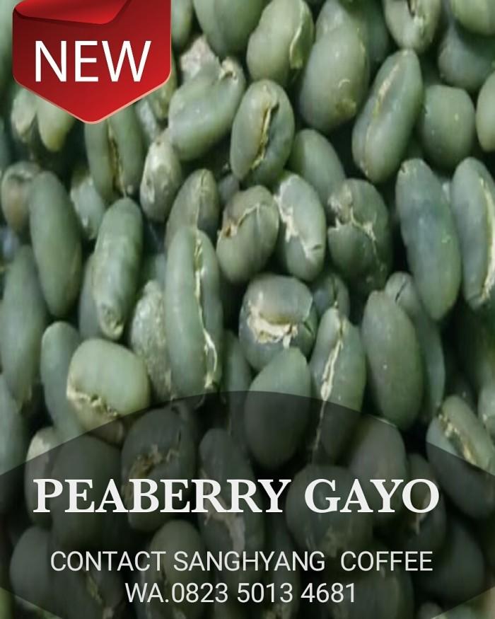 Peaberry Gayo 1kg