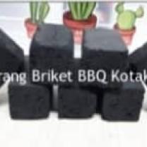 Arang Briket BBQ Kotak 1 kg