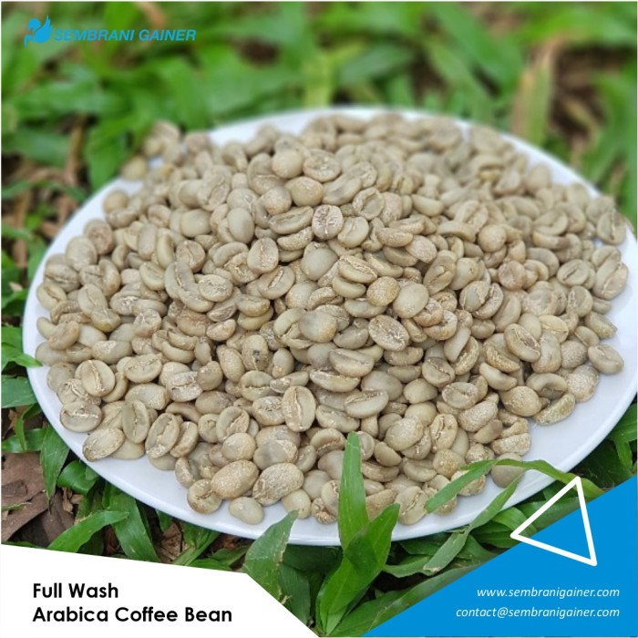 ARABICA FULL WASH, COFFE BEAN