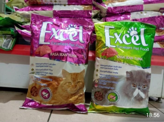 Pakan Kucing EXEL 500 Gram