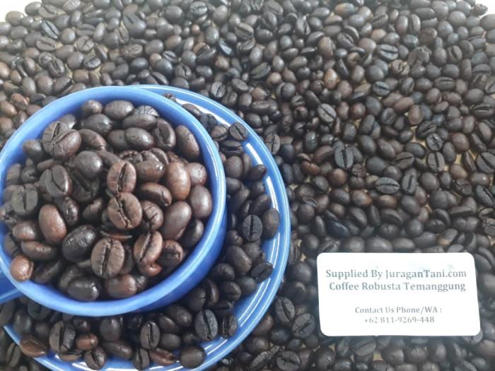 Roasted Robusta Coffee Temanggung Premium 1 Kg