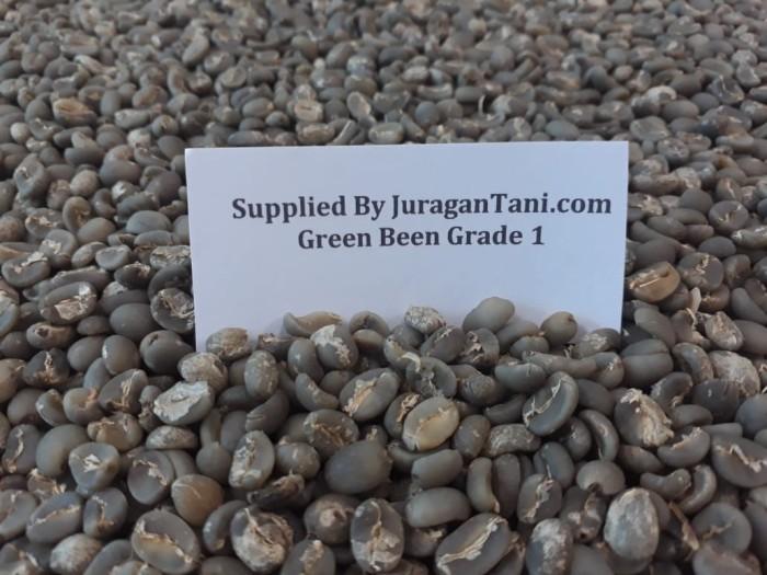 Kopi Green Bean Arabika Grade 1 ( 1 Kg )