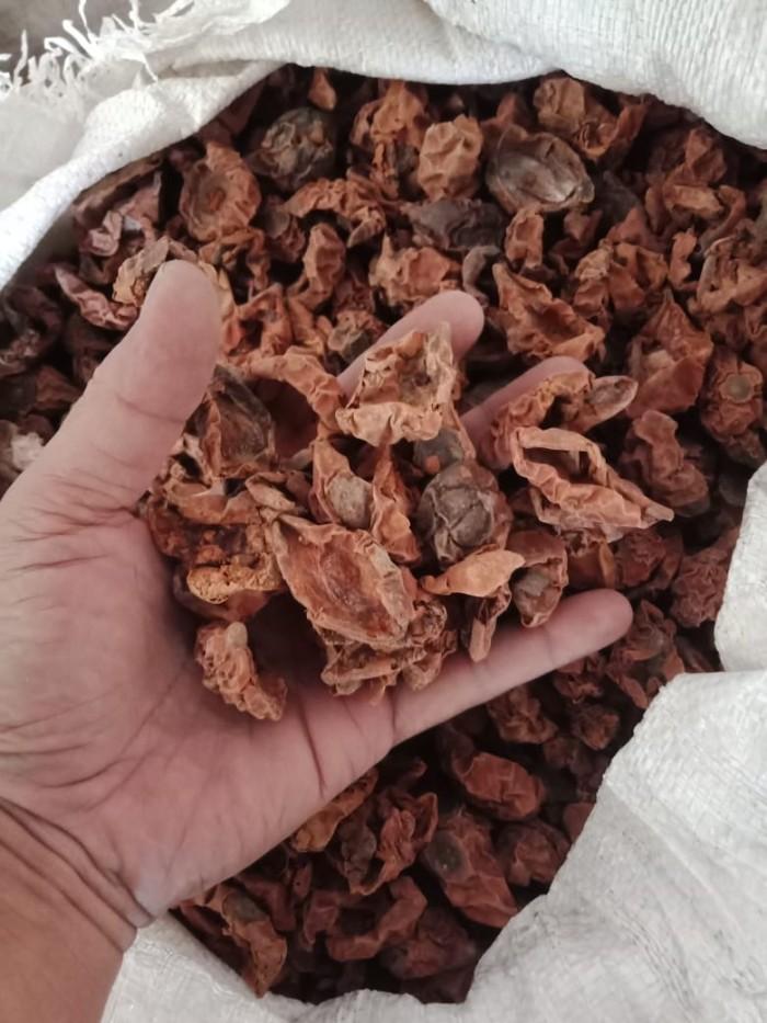Cangkang/Daging Buah Pala Kering 1 Kg