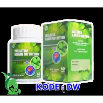 Obat Pikun Brain Nutrition Original 200 Gram