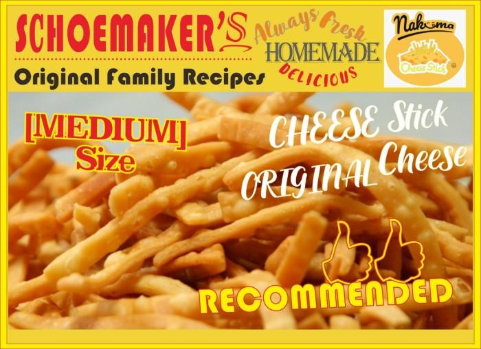 Cheese Stick Original Cheese 250 gram [Medium]