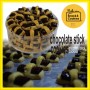 Chocolate Stick Cookies 500 gram [1 Toples]