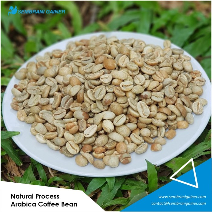 ARABICA COFFE BEAN NATURAL PROCES